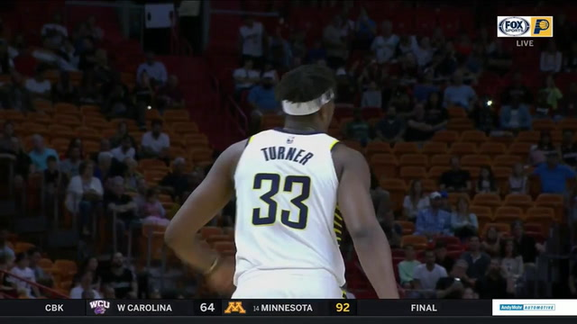 HIGHLIGHTS: Pacers dominate in win over Heat