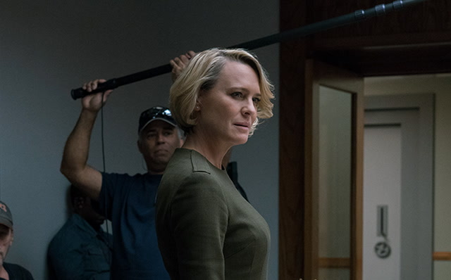 Netflix Releases First Look And Premiere Info For House of Cards Season 6