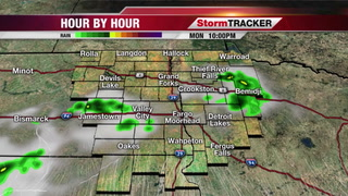 StormTRACKER Weather Webcast Monday Evening