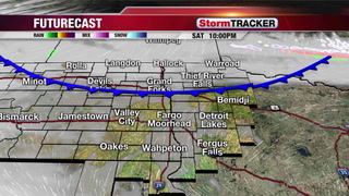 Tracking Areas of Drizzle Tonight & Tomorrow