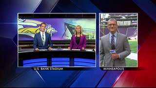 Doors open to U.S Bank Stadium, Vikings new home