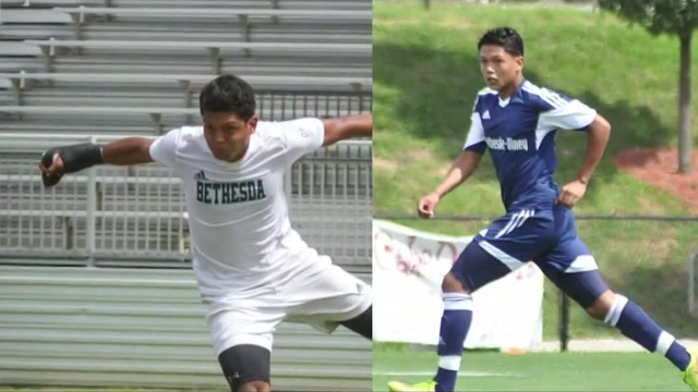 Brothers who played soccer in Bethesda deported
