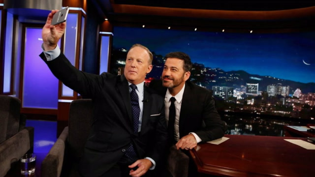 4 takeaways from Sean Spicer's interview with Jimmy Kimmel