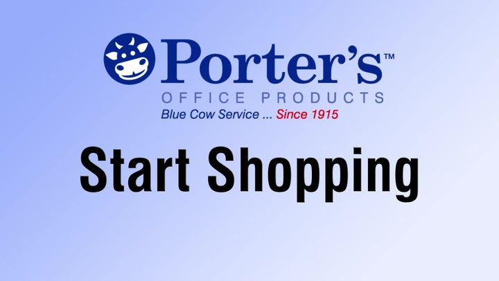 Start shopping with the Blue Cow. Shop.PortersOP.com