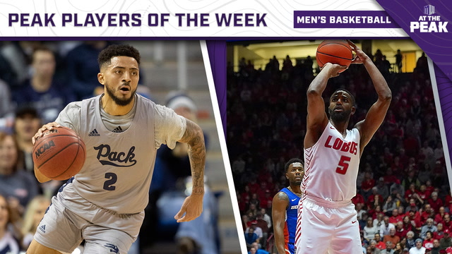 Mountain West Men's Basketball Players of the Week – Dec. 9