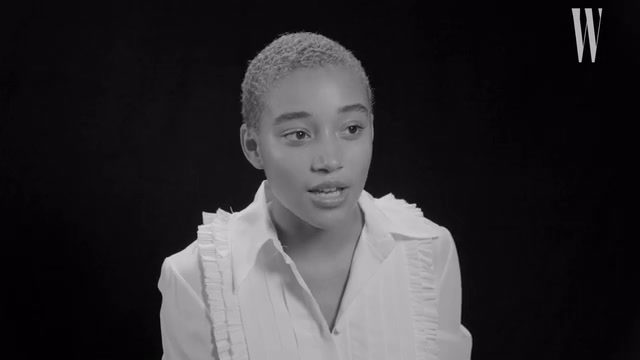 Amandla Stenberg On Why She Doesn't Have a Smart Phone