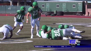 UND football team eager to begin season Thursday night