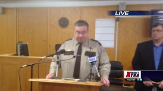 Press Conference: Rolette County Sheriff's Department