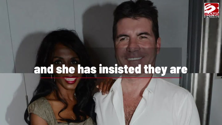 Sinitta claims she and Simon Cowell have a 'psychic connection'
