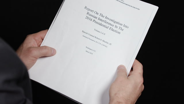 The ASMR Version of the Mueller Report | Department of Satire