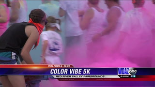 Color Vibe 5K partners with ReGroup to raise money