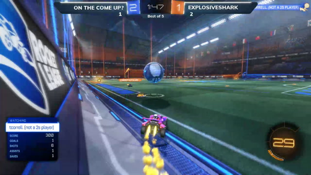 ExplosiveGyro Leaps Out And Pokes This Pass Back Behind Him Into The Net