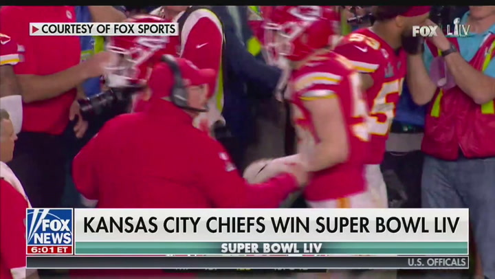 'Fox & Friends' Defends Trump for Confusing Kansas With Missouri in Super Bowl Tweet