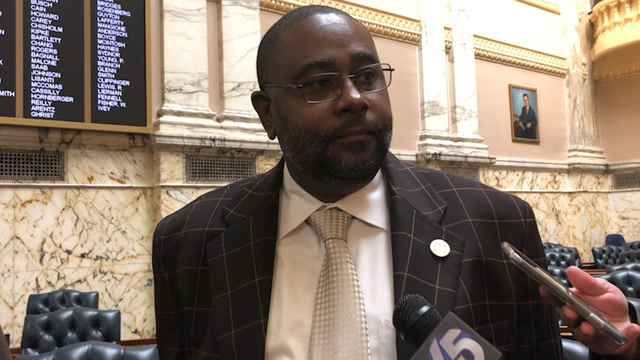 Maryland Black Caucus chair says Lisanti's apology is 'not sincere'