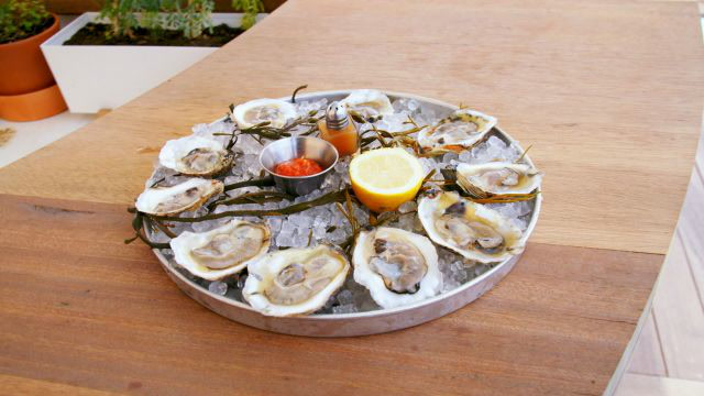 New York's Newest Oyster Bar is on an Island You've Never Heard Of