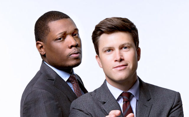 70th Primetime Emmy Awards To Be Hosted By Weekend Update Hosts Colin Jost And Michael Che