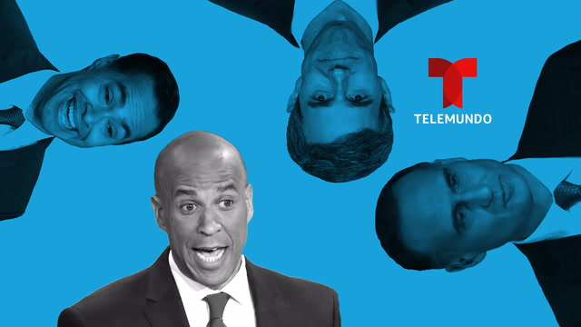 Opinion | The first Democratic debate — and Telemundo — just created a cultural moment in Spanish
