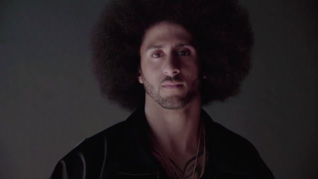 Colin Kaepernick Visits Harlem for his GQ Men of the Year Moment