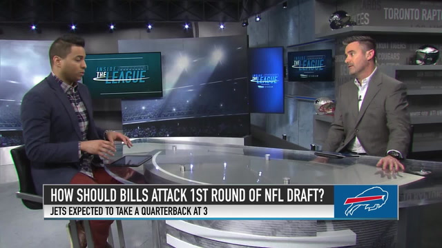 How Should Bills Attack the Draft?