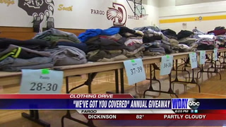 Youthworks hosts it's annual back-to-school clothing giveaway