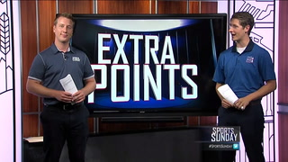 Sports Sunday August 12th: ND high school football discussed in Extra Points