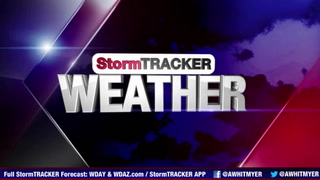 StormTRACKER Weekend Forecast