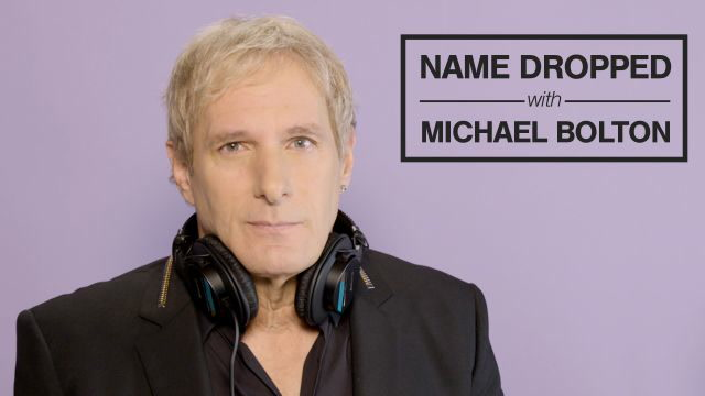 Name Dropped With Michael Bolton | Pitchfork