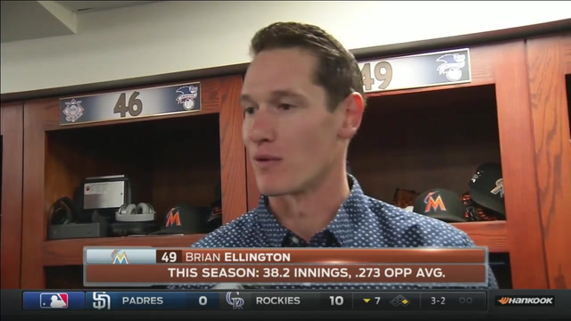 Brian Ellington: You have to have a short memory in this game