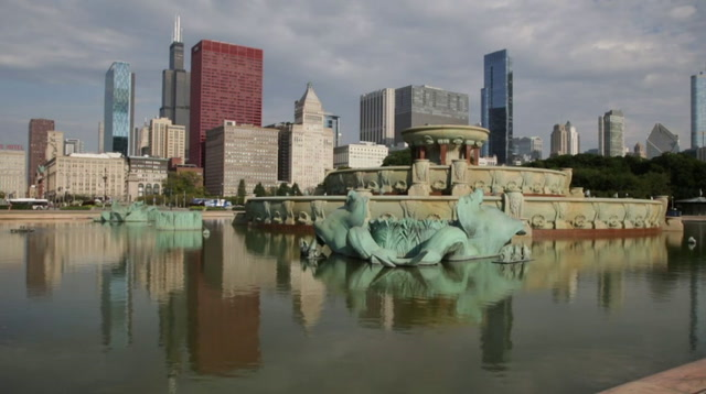 Inside Chicago's Iconic Buckingham Fountain