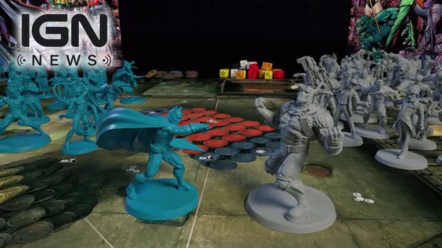 Batman: Gotham City Chronicles Board Game Hits Funding Goal - IGN News