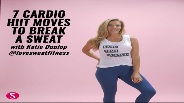 7 Cardio HIIT Moves To Break A Sweat