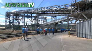 AgweekTV: Farmers check out ports