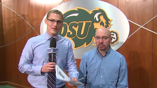 Bison Video Blog: Preview of NDSU at Northern Iowa