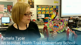 North Trail Elementary celebrates Chinese New Year