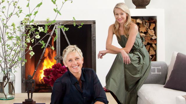 Ellen Degeneres and Portia de Rossi Share 18 Magnificent Designs for Your Home