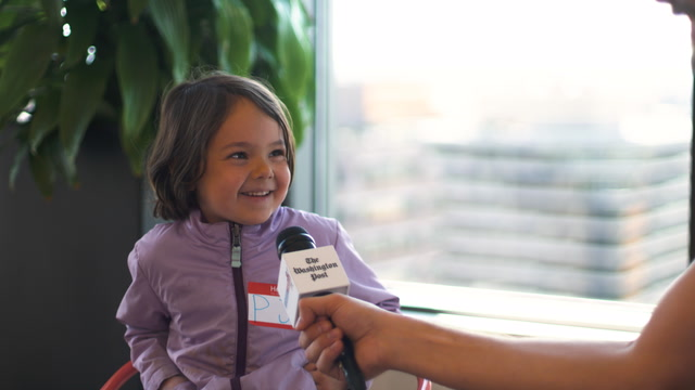 Short Takes: Take your child to work day