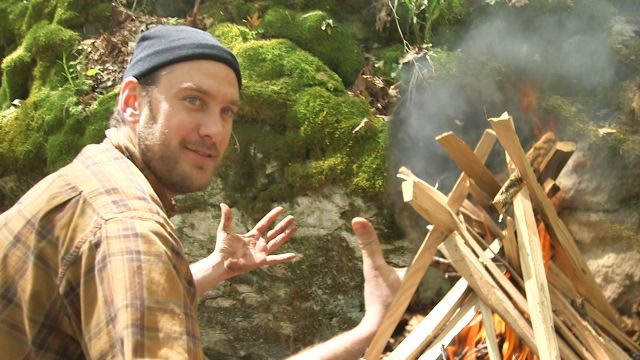Brad Makes A Multi-zone Campfire