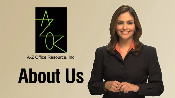 About Us video | A-Z Office Resource