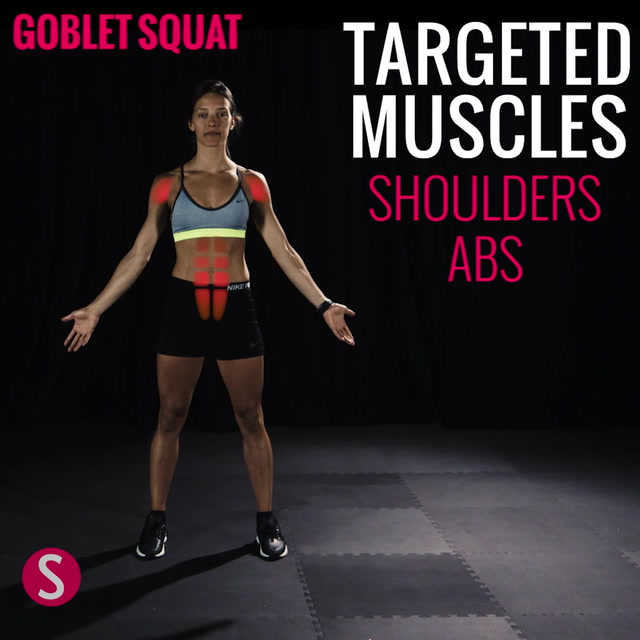 Moves and Muscles: Goblet Squat