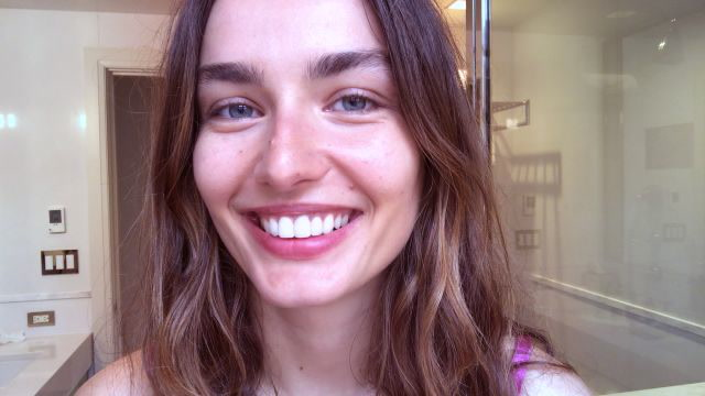 Watch Andreea Diaconu's Witchy Beauty Routine | Beauty Secrets