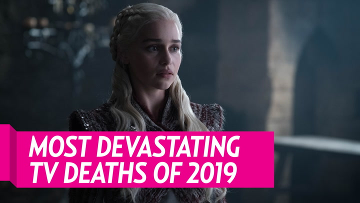 The Most Devastating TV Deaths of 2019: Logan, Daenerys and More Meet Their Ends