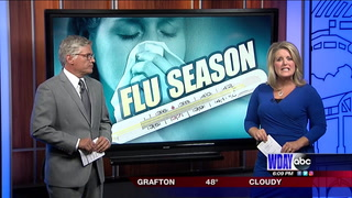 Doctors: six early cases of flu shouldn't cause panic