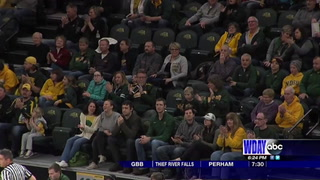 NDSU taking on Omaha with Summit League title on the line
