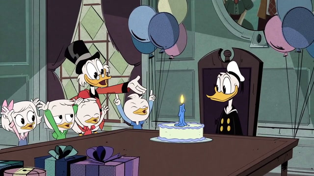 DuckTales: Donald's Birthday