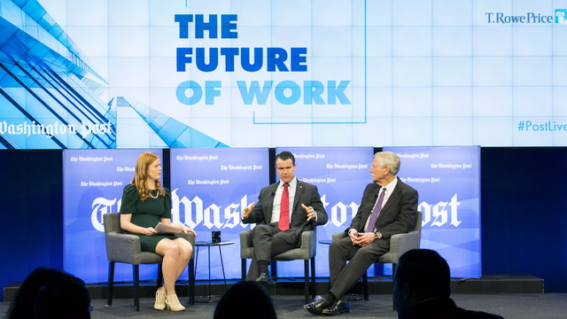 Capitol Hill and its role in regulating the future of work