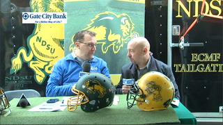 Bison Pregame Show vs Western Illinois