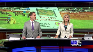 Community fights to keep park