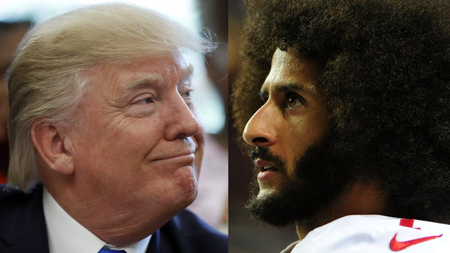No, President Trump, the NFL protests have everything to do with race