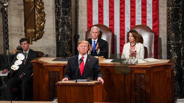 What Trump said about foreign policy in his 2019 State of the Union, in 3 minutes