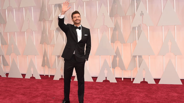 Seacrest hosts Oscars red carpet show after denying sexual misconduct accusations